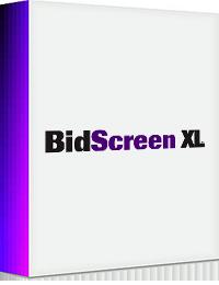 Bidscreen XL